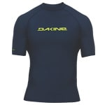 Dakine Mens Heavy Duty S/S (SNUG) Lycra - Navy