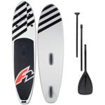 F2 Inflatable Allround Air Windsurf Stand Up Paddle Board Set