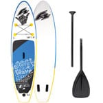 F2 Inflatable Surfs Kids Stand Up Paddle Board Set