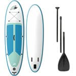 F2 Inflatable Strato SUP SET White Blue