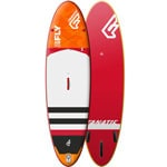 Fanatic Inflatable Fly Air Premium Stand Up Paddle Orange