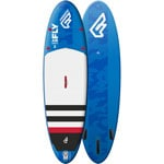 Fanatic Inflatable Fly Air Stand Up Paddle Board Blue