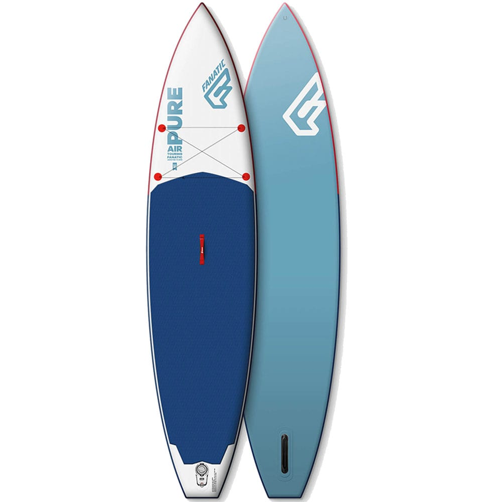 Fanatic Inflatable Pure Air Touring Stand Up Paddle Board
