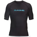 Dakine Heavy Duty Snug Fit SSL Herren Shortsleeve Lycra - Black