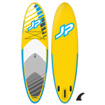 JP Australia Allrounder Air SUP Paddle Board Yellow