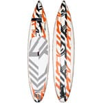 RRD Air Cruiser V3 SUP Paddle Board Orange/White