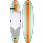 RRD Inflatable Airfit V1 Stand Up Paddle Board White/Cyan