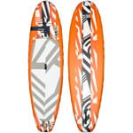 RRD Inflatable Airsup V3 Stand Up Paddle Board Orange
