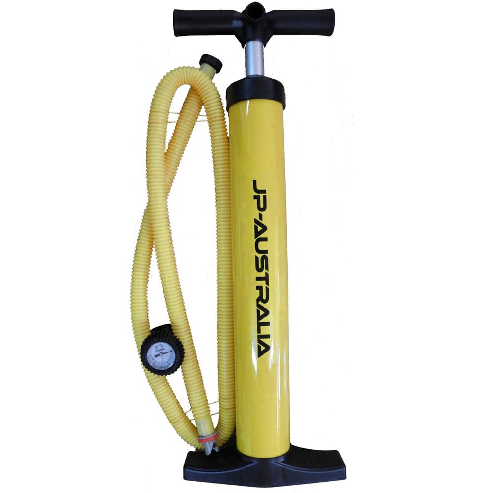 JP SUP Stand Up Paddle Pumpe Yellow