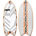 RRD Megairsup V2 SUP Paddle Board White/Orange