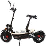 SXT Scooters SXT Monster Elektro-Roller Black