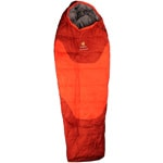 Deuter Little Star Exp Kinder-Schlafsack - Papaya/Lava