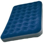 High Colorado Velours Luftbett Medium 107606 - Blau