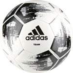 adidas Performance Team Glider Trainingsball White/Black/Silver