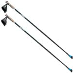 Leki Smart Comp Nordic-Walking-Stoecke Black