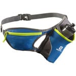 Salomon Hydro 45 Belt Flaschenhalterguertel Blue/Gecko Green