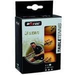V3Tec 3 Star Ball - Tischtennisbaelle Orange