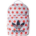 adidas Originals Backpack Classic Dots Rucksack White/Orange