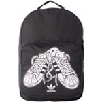 adidas Originals Backpack Classic Superstar Rucksack Black/White
