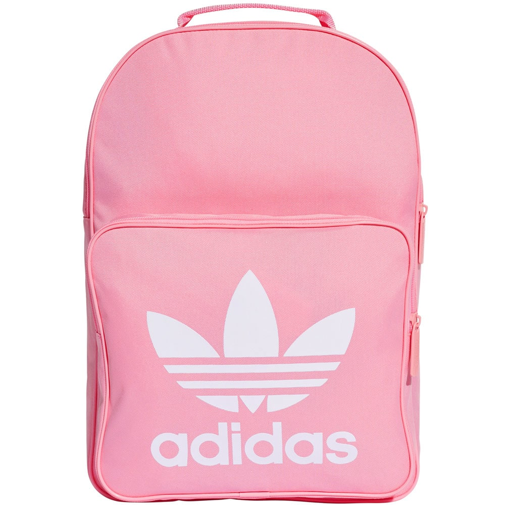 adidas Originals Classic Trefoil Backpack Rucksack Light Pink