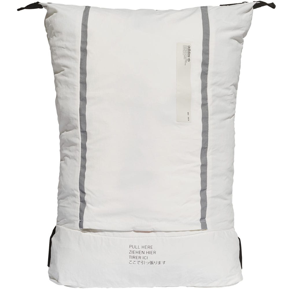 adidas Originals NMD Backpack Packable Tagesrucksack Core White