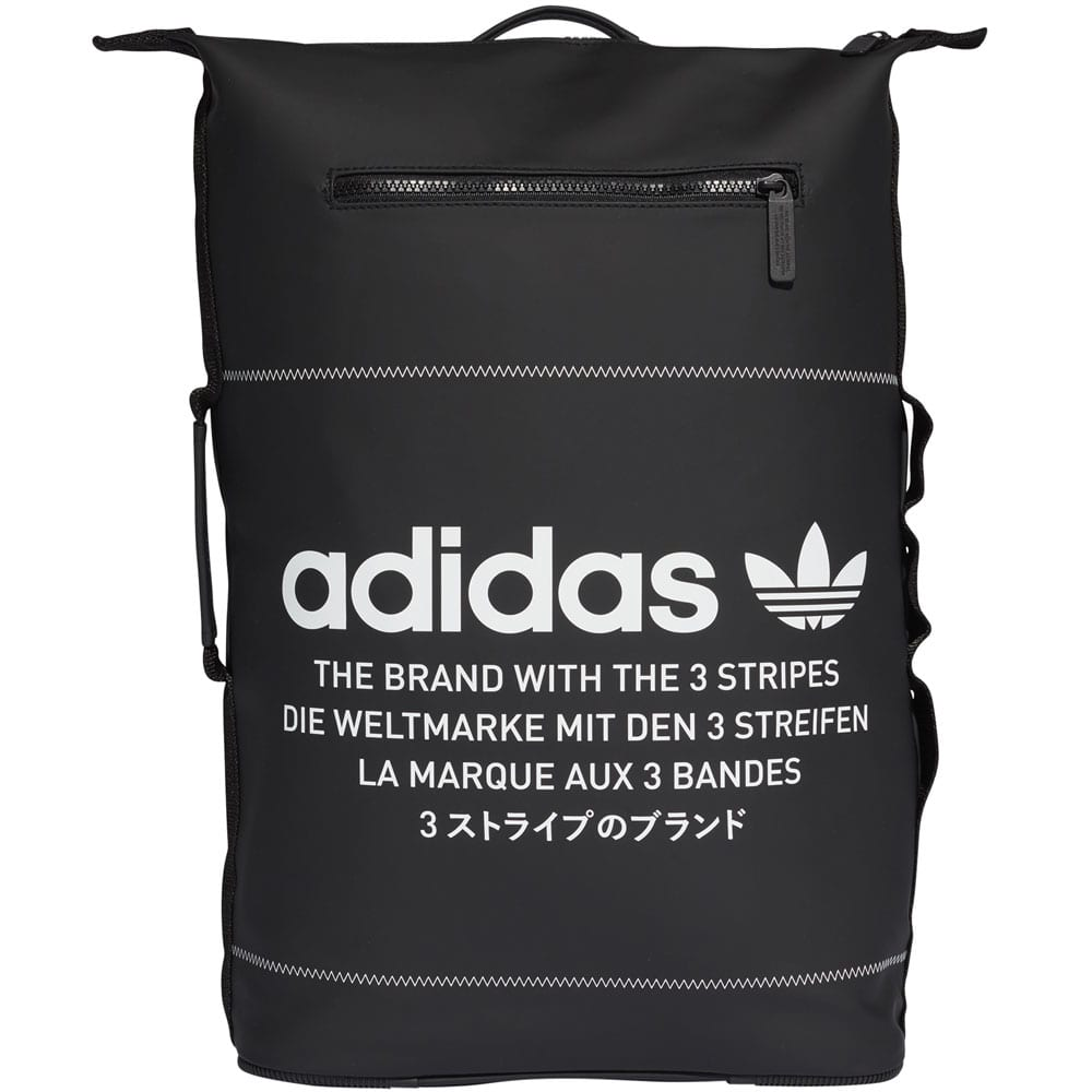 adidas Originals NMD Backpack Tagesrucksack Black