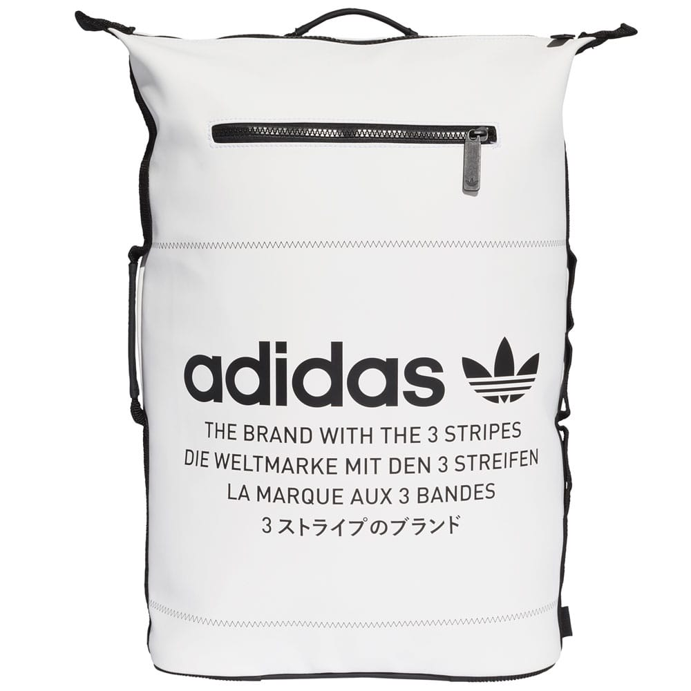 4e43d26599682 adidas Originals NMD Backpack Tagesrucksack White