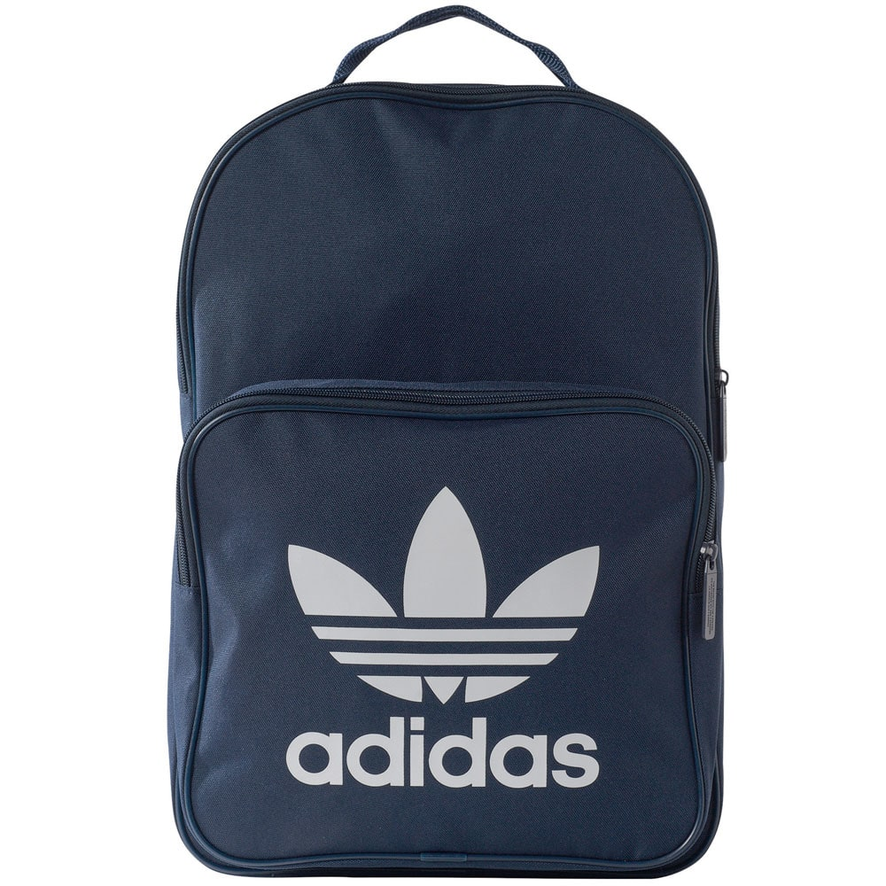 adidas Originals Classic Trefoil Backpack Rucksack Collegiate Navy