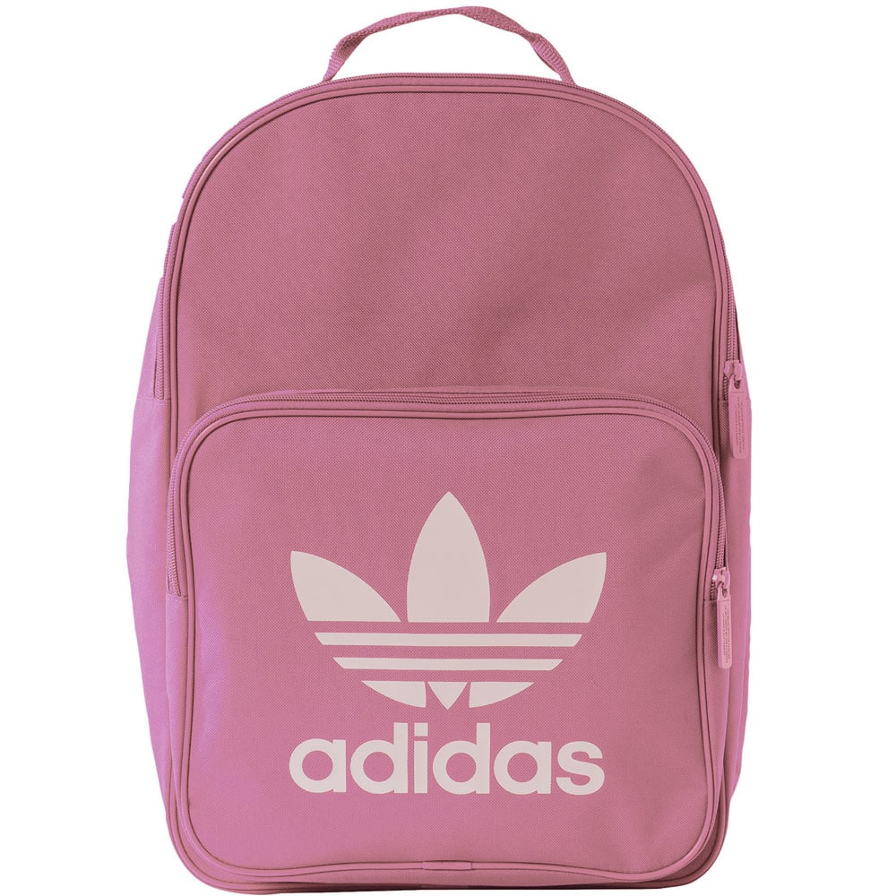 133bb593e0825 adidas Originals Backpack Classic Trefoil Rucksack Easy Pink