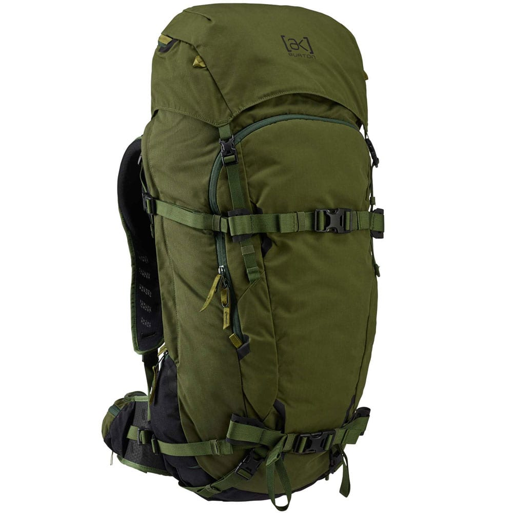 32075dbd7a942 Burton AK Incline Pack Rucksack Rifle Green Ripsto