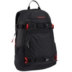 Burton Riders Pack Rucksack 24 Liter True Black