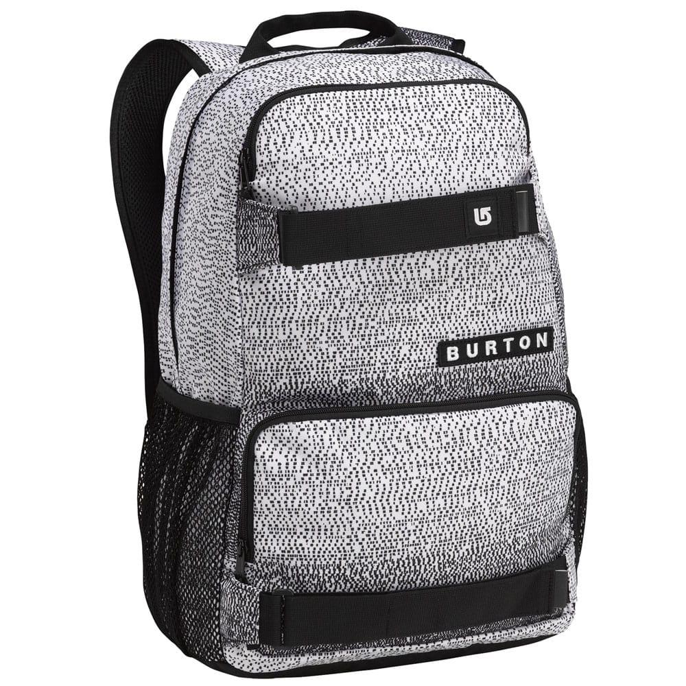 burton treble yell pack 21l rucksack reeves fade stripe. Black Bedroom Furniture Sets. Home Design Ideas