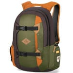 Dakine Team Mission Pack 25 Liter Rucksack - Louif Paradis