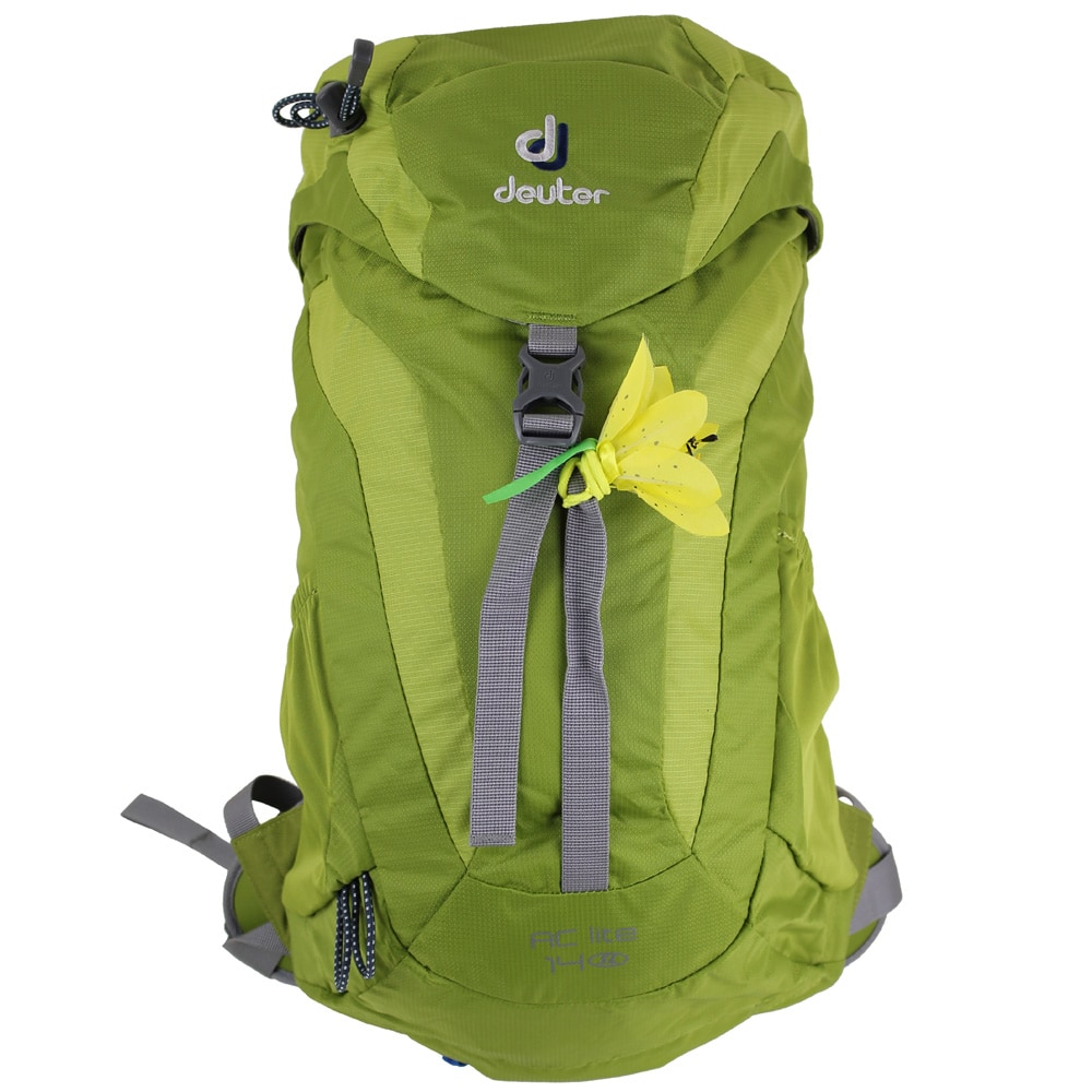Deuter AC Lite 14 SL Hiking-Rucksack Moss/Apple