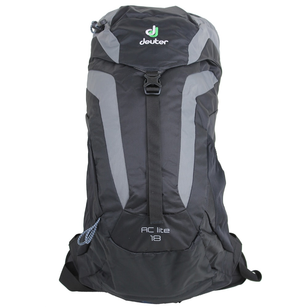 Deuter AC Lite 18 Liter Hiking-Rucksack 3420116-7490 Black/Titan