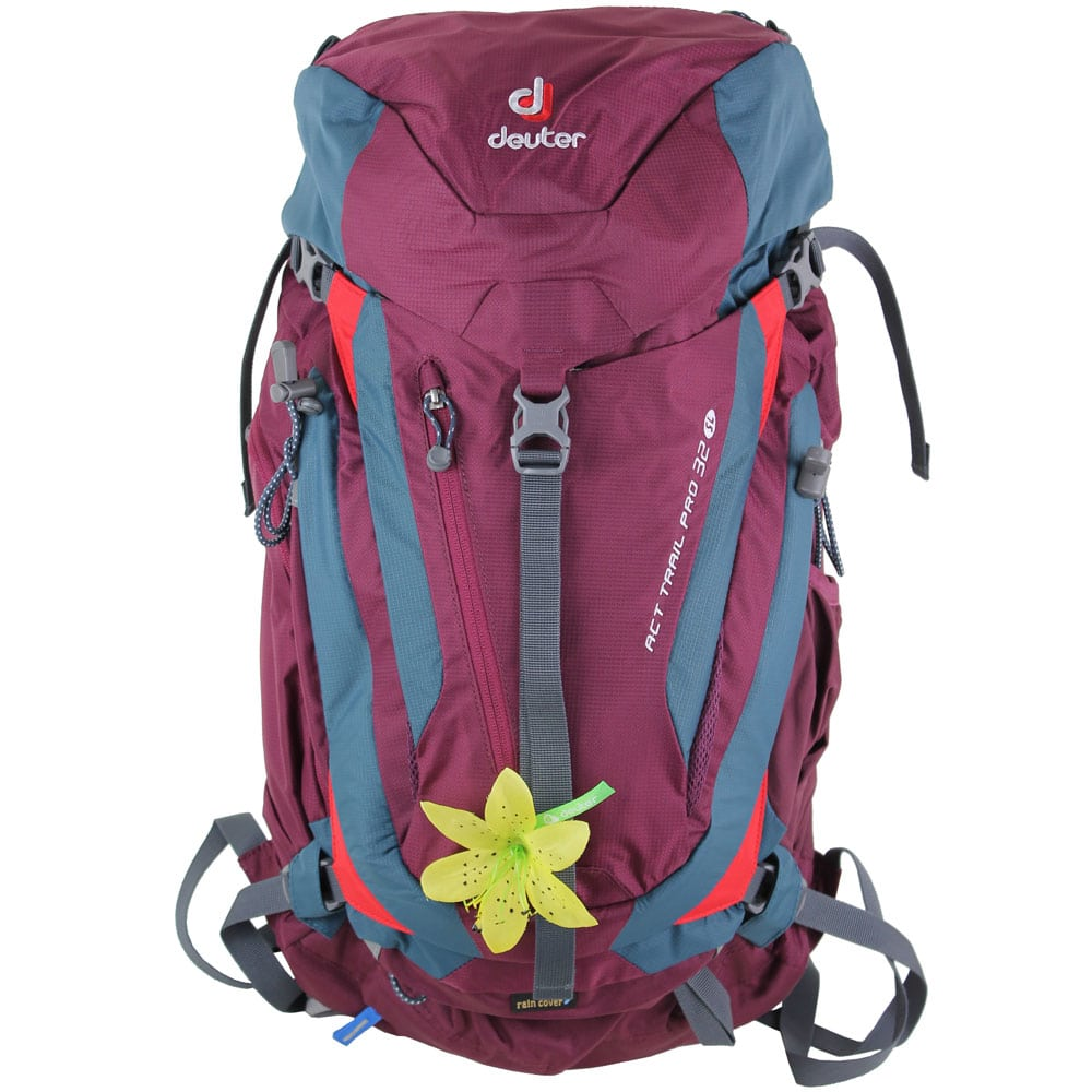 clearance sale first rate incredible prices Deuter ACT Trail Pro SL 32 Wanderrucksack 2017
