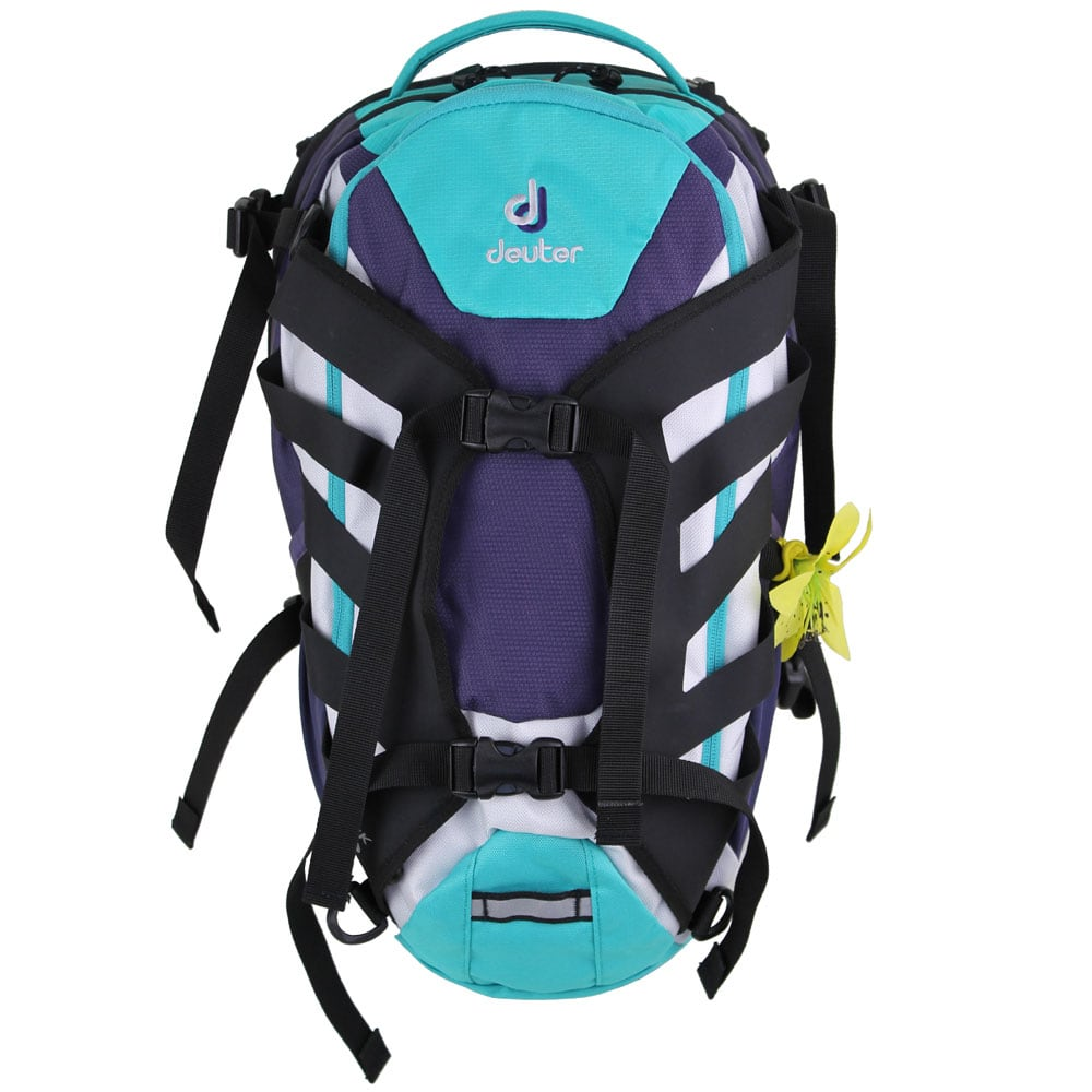 Image of Deuter Attack 18 SL Protektor-Rucksack Blueberry/Mint