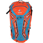 Deuter - Attack 20L Papaya/Petrol