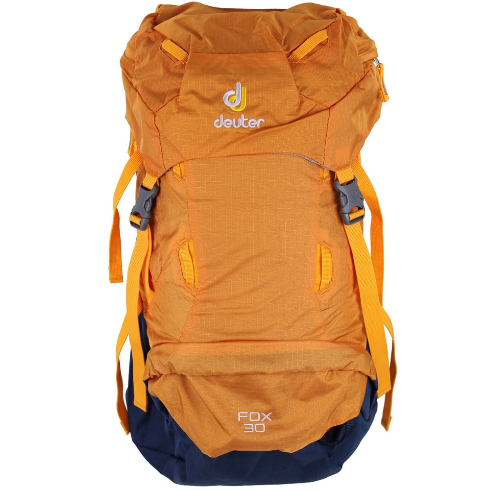 25060e58375fb Deuter Fox 30 Kinder-Trekkingrucksack Mango Midnight