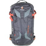 Deuter Freerider 26 Skirucksack Black/Granite