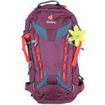 Deuter Freerider Pro 28 SL Skirucksack Blackberry/Arctic