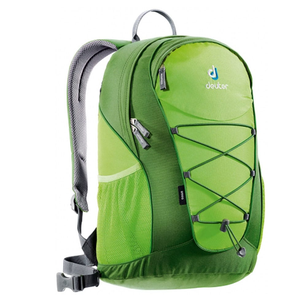 deuter gogo 25 liter rucksack 80146 kiwi emerald fun. Black Bedroom Furniture Sets. Home Design Ideas