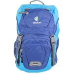 Deuter Junior Kinder-Rucksack Steel/Turquoise