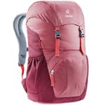Deuter Junior 18L Kinder-Rucksack Cardinal Maron