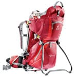 Deuter Kid Comfort 2 Kindertrage 16 Liter Cranberry Fire