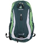 Deuter Race X Bike-Rucksack Forest/Avocado