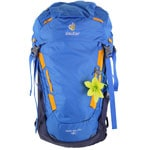 Deuter Rise Lite 26 SL Skirucksack Coolblue/Blueberry
