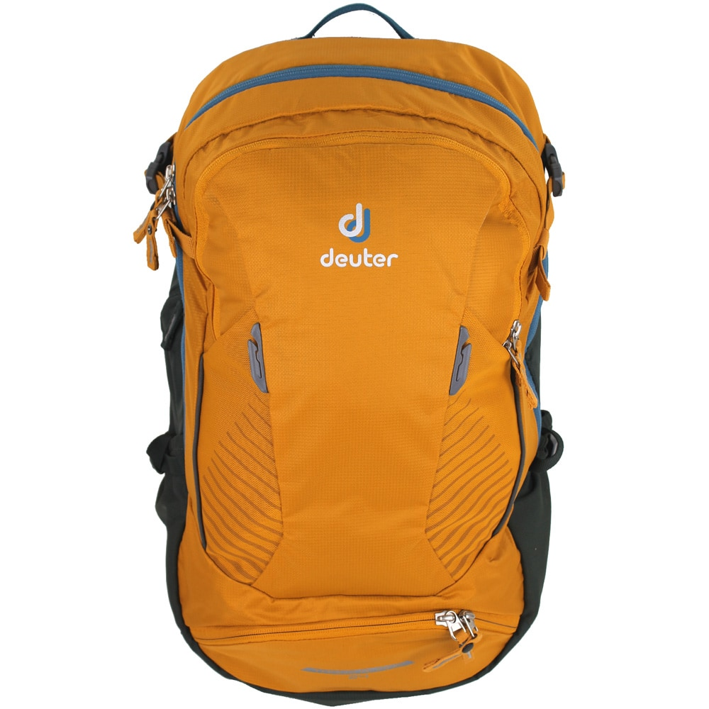 Image of Deuter Trans Alpine 24 Bike-Rucksack Gr 24 l orange/grau