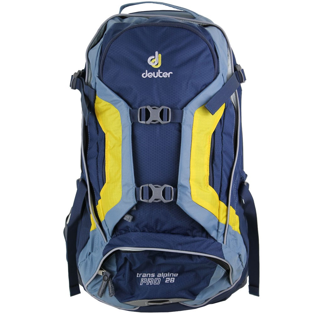 Image of Deuter Trans Alpine Pro 28 Bike-Rucksack Midnight/Slateblue