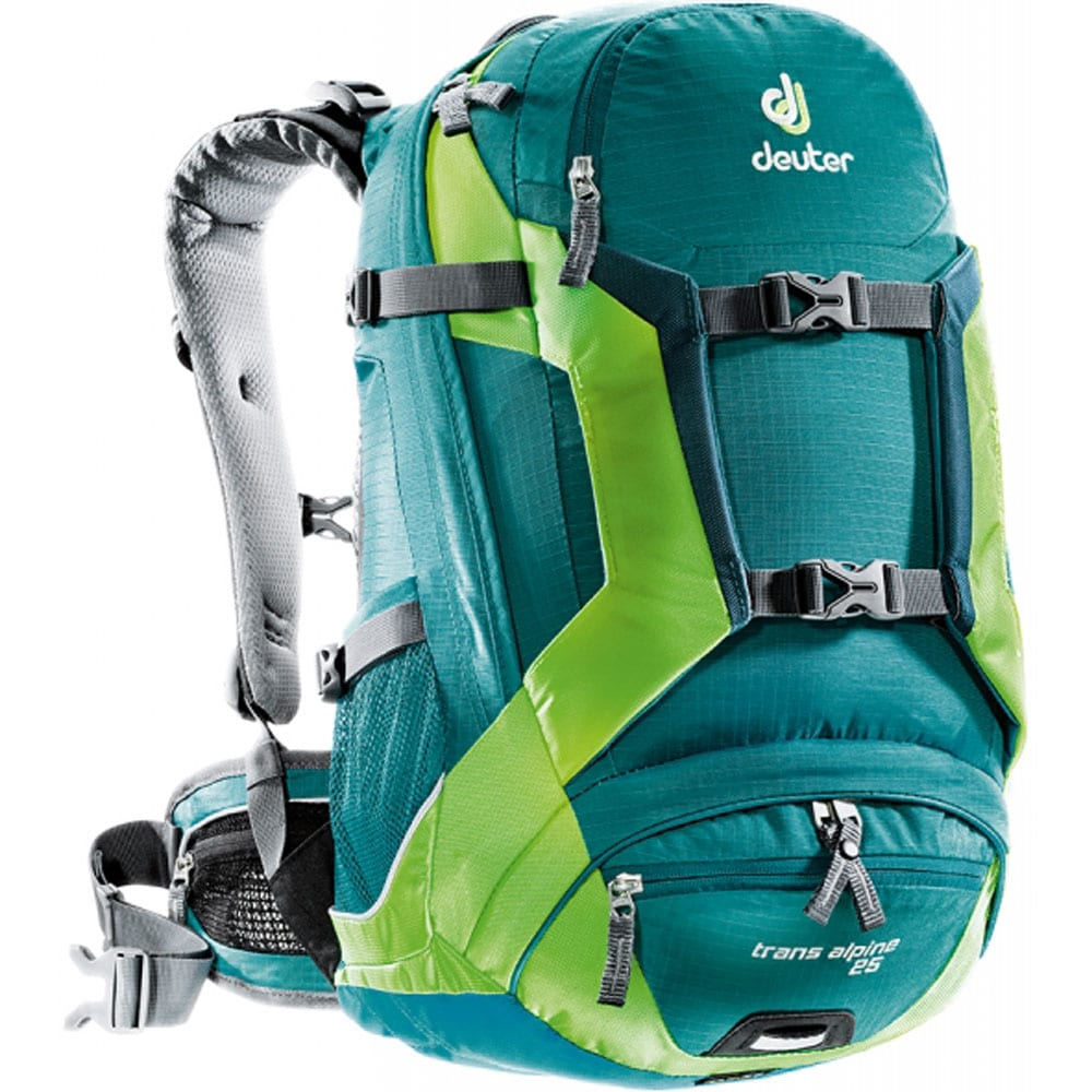 detailed pictures free shipping well known Deuter Trans Alpine Fahrrad-Rucksack 2015